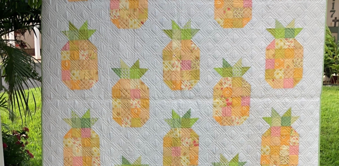 Pineapple Quilt (3)