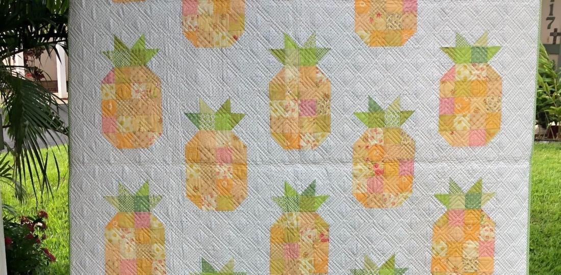 Pineapple Quilt (3)